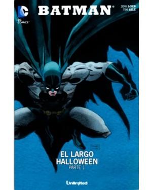 BATMAN:  LARGO HALLOWEEN (pack de 6 números)