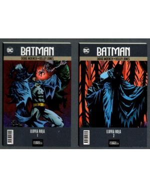 BATMAN:  LLUVIA ROJA  (pack de 2 números)