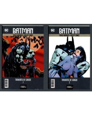 BATMAN:  TORMENTA DE SANGRE  (pack de 2 números)
