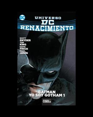 BATMAN:  YO SOY GOTHAM (pack de 3 números)