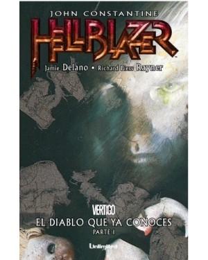 HELLBLAZER: EL DIABLO QUE YA CONOCES (Pack de 2 tomos)