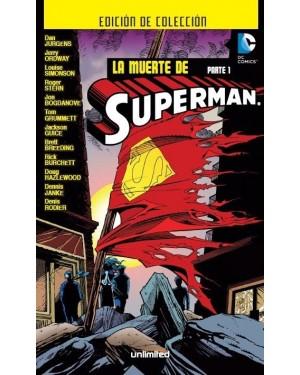 SUPERMAN:  LA MUERTE DE SUPERMAN (pack de 2 números)