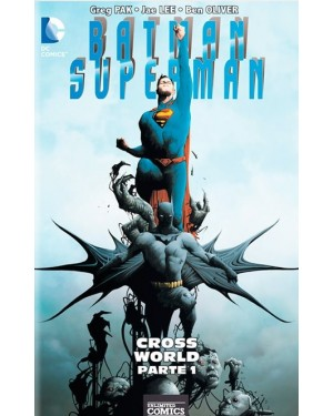 SUPERMAN/BATMAN: CROSSWORLD (pack de 3 números)
