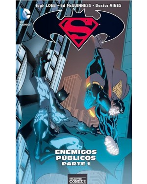 SUPERMAN/BATMAN: ENEMIGOS PUBLICOS (pack de 7 números)