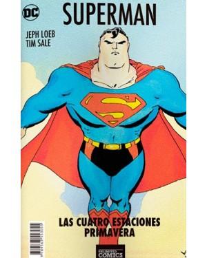 SUPERMAN LAS CUATRO ESTACIONES (pack de 4 números)
