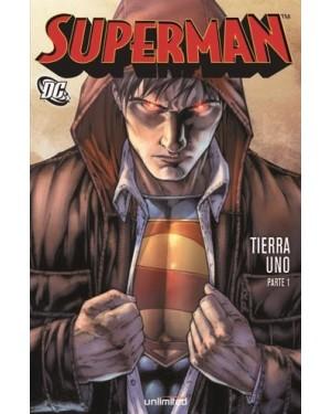 SUPERMAN:  TIERRA UNO  (pack de 2 números)