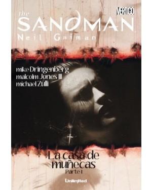 THE SANDMAN: LA CASA DE LAS MUÑECAS (Pack de 4 tomos)