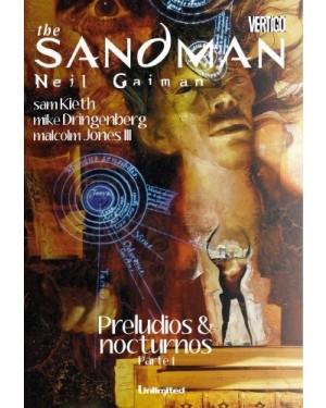THE SANDMAN: PRELUDIOS Y NOCTURNOS (Pack de 4 tomos)