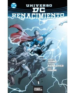 UNIVERSO DC RENACIMIENTO (pack de 2 números)