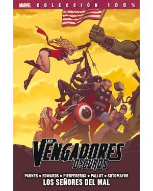 Colección 100% Marvel: VENGADORES OSCUROS:  LOS SEÑORES DEL MAL