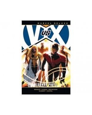 Marvel deluxe:  VvX: LOS VENGADORES VS. LA PATRULLA-X. SEGUNDA PARTE