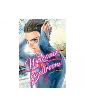 WELCOME TO THE BALLROOM 01