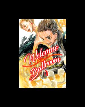 WELCOME TO THE BALLROOM 04