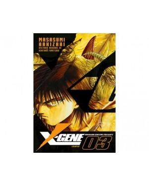 X-GENE 03    (de 03)