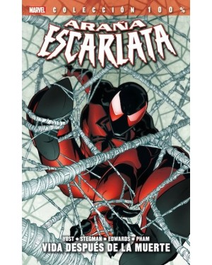 Colección 100% Marvel: ARAÑA ESCARLATA 01:  VIDA DESPUÉS DE LA MUERTE