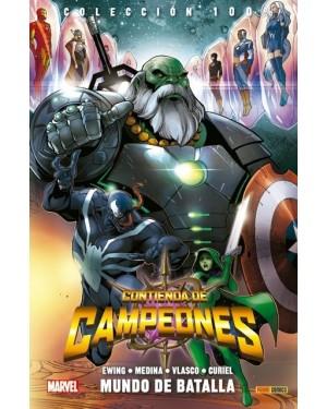 Colección 100% Marvel: CONTIENDA DE CAMPEONES 01:  MUNDO DE BATALLA