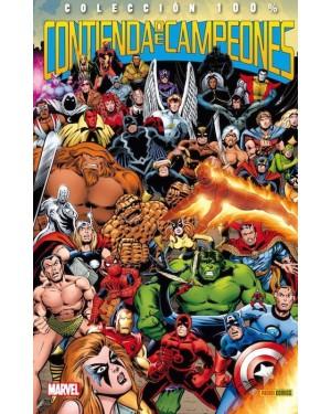 Colección 100% Marvel: CONTIENDA DE CAMPEONES:  LOS COMBATES CLÁSICOS