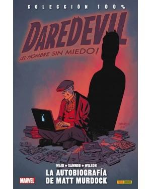 Colección 100% Marvel: DAREDEVIL 08:  LA AUTOBIOGRAFÍA DE MATT MURDOCK