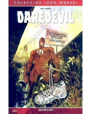 Colección 100% Marvel: DAREDEVIL:  REDENCIÓN