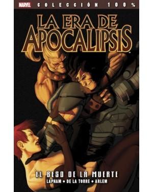 Colección 100% Marvel: LA ERA DE APOCALIPSIS 02: EL BESO DE LA MUERTE