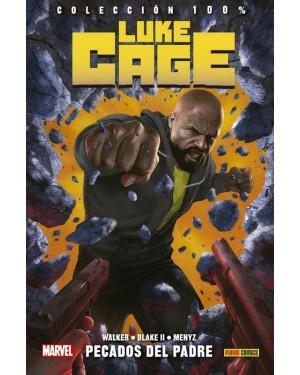 Colección 100% Marvel HC: LUKE CAGE 01: PECADOS DEL PADRE