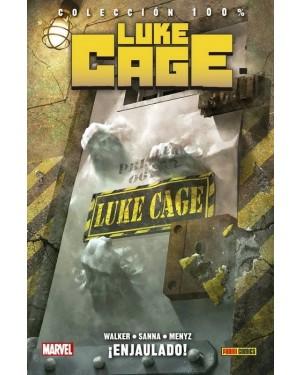 Colección 100% Marvel HC: LUKE CAGE 02: ¡ENJAULADO!
