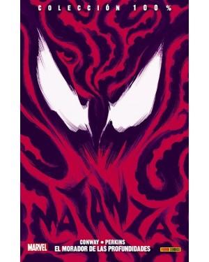 Colección 100% Marvel: MATANZA (Carnage)  03: EL MORADOR DE LAS PROFUNDIDADES