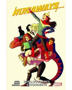 Colección 100% Marvel HC: RUNAWAYS 04: PERO NO PUEDES ESCONDERTE