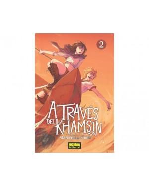 A TRAVÉS DEL KHAMSIN 02  (de 03)