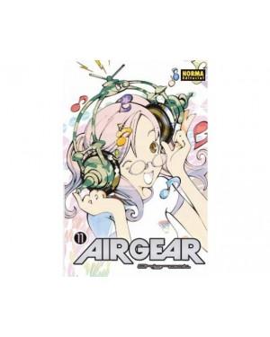 AIR GEAR 11