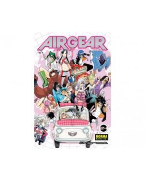 AIR GEAR 24