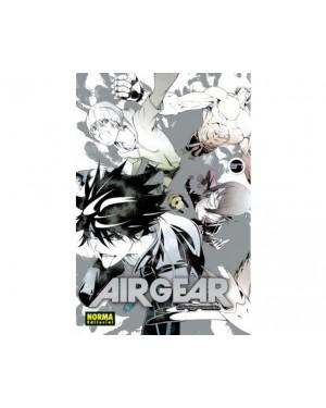 AIR GEAR 37