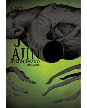 AJIN (SEMIHUMANO) 05 (Gamon Sakurai)