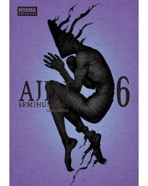 AJIN (SEMIHUMANO) 06 (Gamon Sakurai)