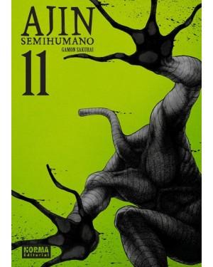 AJIN (SEMIHUMANO) 11 (Gamon Sakurai)