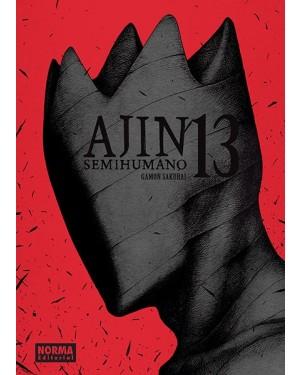 AJIN (SEMIHUMANO) 13 (Gamon Sakurai)