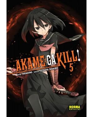 AKAME GA KILL! 05    (de 15)