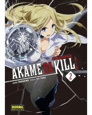 AKAME GA KILL! ZERO 02  (de 10)