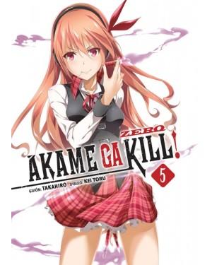 AKAME GA KILL! ZERO 05  (de 10)