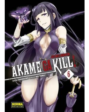 AKAME GA KILL! ZERO 06  (de 10)