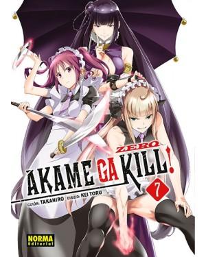 AKAME GA KILL! ZERO 07  (de 10)