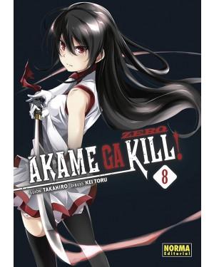 AKAME GA KILL! ZERO 08  (de 10)