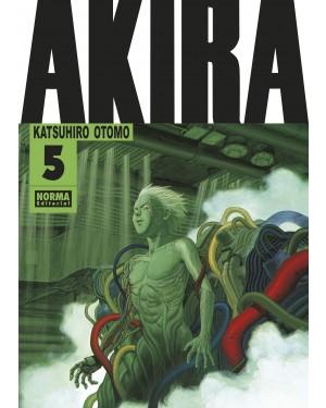 AKIRA 5. Edición original (blanco y negro)   ( de 6)