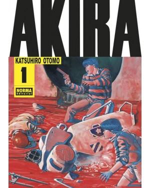 AKIRA 1. Edición original (blanco y negro)      (1 DE 6)