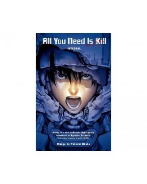 ALL YOU NEED IS KILL (Edición Integral)