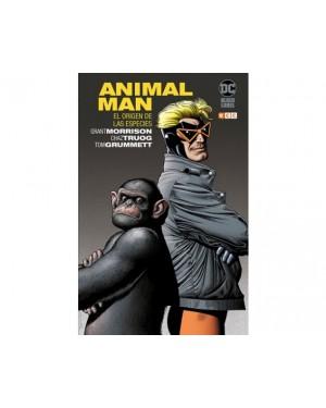 ANIMAL MAN DE GRANT MORRISON 02 (de 03): EL ORIGEN DE LAS ESPECIES (Nueva edición)