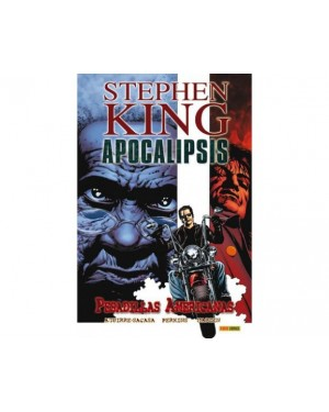 APOCALIPSIS, DE STEPHEN KING 02: PESADILLAS AMERICANAS