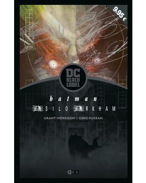 BATMAN: ASILO ARKHAM (Edición DC Black Label Pocket)