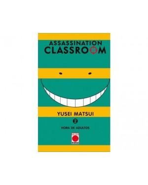 ASSASSINATION CLASSROOM 02