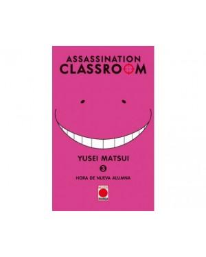 ASSASSINATION CLASSROOM 03